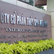 Cổ phiếu Thủy sản Mekong (AAM) bị đưa vào diện cảnh báo và khả năng hủy niêm yết