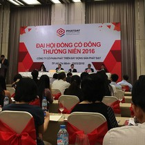 ĐHĐCĐ Phát Đạt: Sẽ trả 500 tỷ nợ vay cho DongA Bank trong năm nay