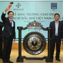 Bao bì Dầu khí Việt Nam chào sàn HNX với giá 16.500 đồng/cổ phiếu
