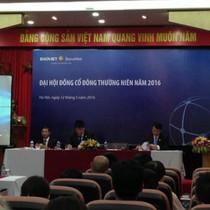 ĐHĐCĐ Chứng khoán Bảo Việt: Đã chính thức xóa lỗ lũy kế
