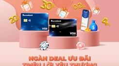 Sacombank triển khai nhiều ưu đãi nhân dịp ngày Phụ nữ Việt Nam 20/10