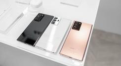 Samsung Galaxy Note20 đạt hơn 5.000 đơn hàng đặt trước tại Việt Nam sau 24 giờ ra mắt