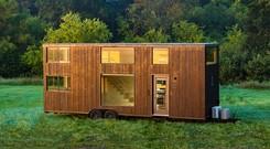 Nhà gỗ di động phong cách Nhật Bản cho 8 người, giá 69.800 USD