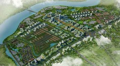 Hợp Lực Group xây khu du lịch sinh thái gần 13ha ở Thanh Hóa