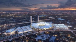 """VEF tính rót 7.530 tỷ của cổ đông vào hai """"siêu dự án"""" ở Đông Anh"""