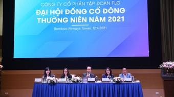 ĐHCĐ FLC 2021: Tri ân lớn cho cổ đông, lãi mục tiêu gấp 3 lần, cổ tức 10%