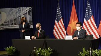 Mỹ ký hợp đồng thuê đất xây Đại sứ quán 1,2 tỷ USD tại Hà Nội