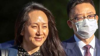 Giám đốc tài chính Huawei được tha bổng và sẽ tự do trở về Trung Quốc