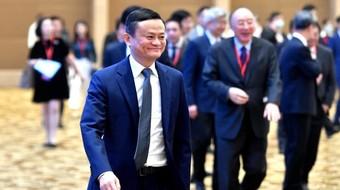 Tỷ phú Jack Ma bất ngờ xuất hiện tại châu Âu