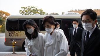 Vợ cố Chủ tịch Samsung thành người phụ nữ giàu nhất Hàn Quốc