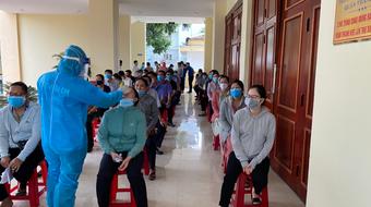 Đề xuất hỗ trợ 80.000 đồng/ngày cho người lao động khi cách ly phòng dịch COVID-19