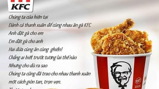 """KFC, Mobifone, Nguyễn Kim """"chế"""" quảng cáo bắt trend """"thương em"""" của Sơn Tùng M-TP"""