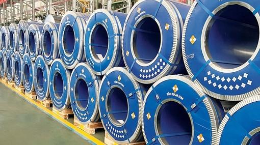 Doanh thu xuất khẩu đột biến, Thép Nam Kim (NKG) báo lãi 9 tháng gấp 12 lần cùng kỳ