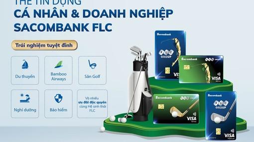 Trải nghiệm đỉnh cao với bộ đôi thẻ tín dụng liên kết Sacombank FLC Infinite và Sacombank FLC Platinum