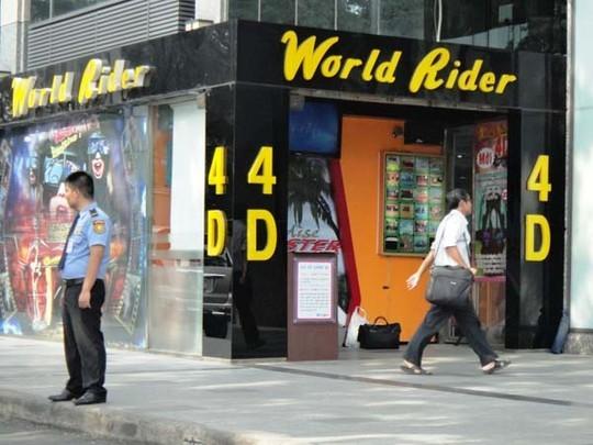 Nhiều rạp phim 4D mini ra sức giảm giá để thu hút khách