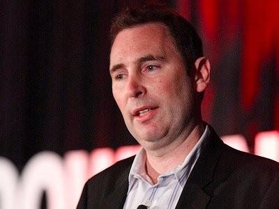 Số 1: Andrew Jassy, Giám đốc điều hành, Amazon Web Services