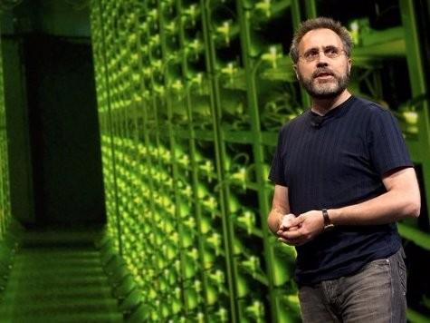 Số 10: Urs Hölzle, chủ tịch của Google Enterprise, Google