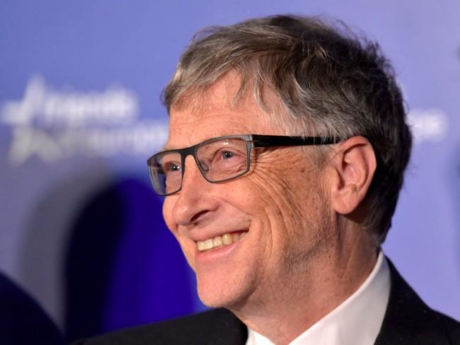 Số 6: Bill Gates, cố vấn sáng lập và công nghệ, Microsoft