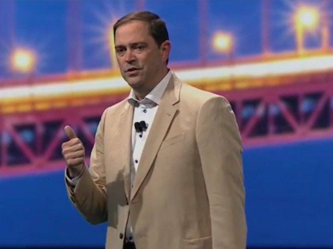 Số 7: Chuck Robbins, Giám đốc điều hành, Cisco