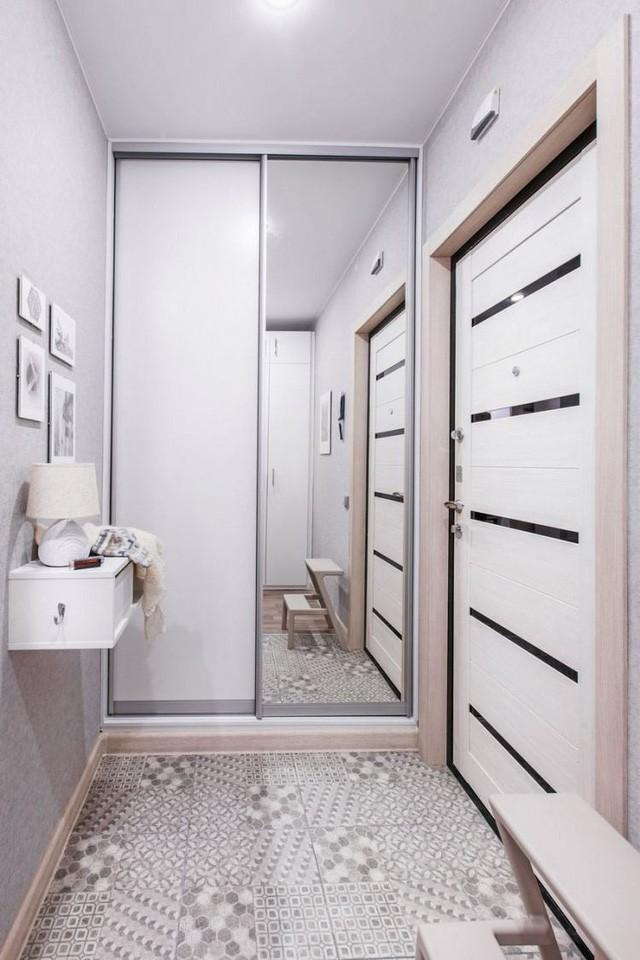Ngắm căn hộ 37m2 với thiết kế nội thất đẹp ngỡ ngàng - Ảnh 1.