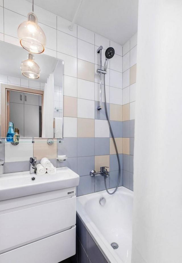 Ngắm căn hộ 37m2 với thiết kế nội thất đẹp ngỡ ngàng - Ảnh 12.