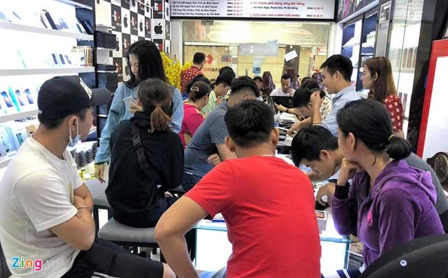 Gia iPhone XS Max 2 SIM re hon ban 1 SIM tai Viet Nam hinh anh 3