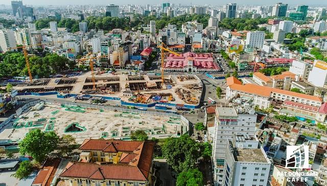 Toàn cảnh những dự án chưa có ngày hoàn thiện của Bitexco trên đất vàng Sài Gòn - Ảnh 2.