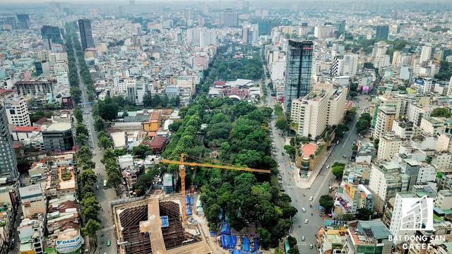 Toàn cảnh những dự án chưa có ngày hoàn thiện của Bitexco trên đất vàng Sài Gòn - Ảnh 5.