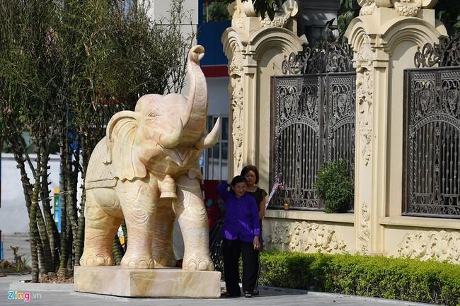 Lau dai nhu trong truyen co tich cua dai gia Ninh Binh hinh anh 9