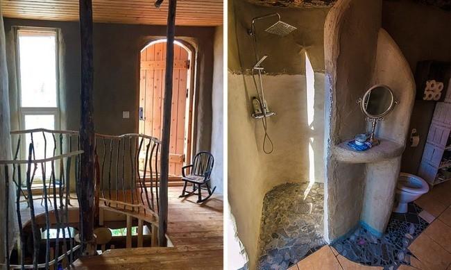 """Vợ anh Benjamin cho biết: """"Bầu không khí bên trong ngôi nhà của chúng tôi rất đặc biệt. Không những thế, nó còn đem tới một cảm giác vô cùng bình yên""""."""