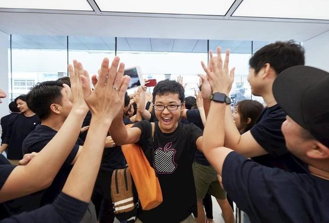 Nhung 'manh loi' ban hang bac thay cua Apple hinh anh 1