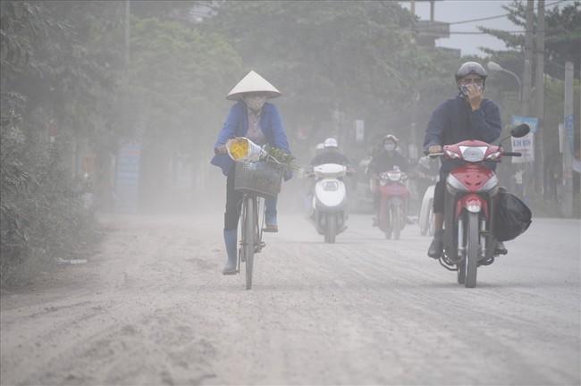 Hà Nội vừa trải qua đợt ô nhiễm không khí kéo dài kỷ lục. Ảnh: T.C