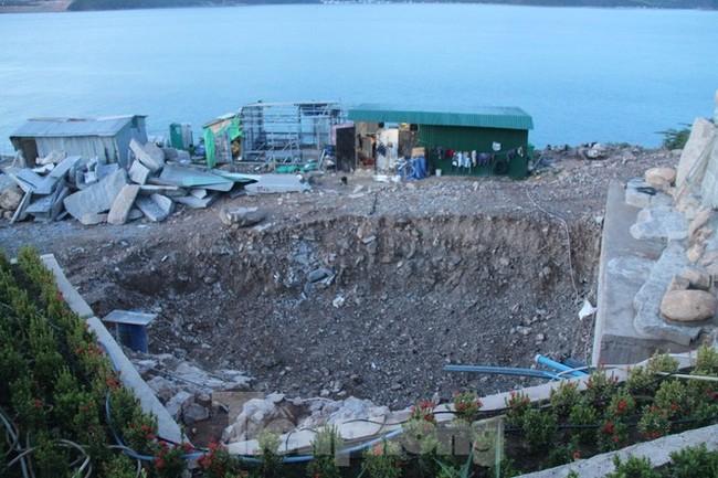"""Cận cảnh những công trình xây """"chui"""" trên đảo Hòn Tằm - Nha Trang - ảnh 6"""