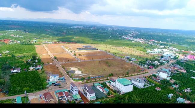 Phân lô đất nền tự phát gắn mác khu nghỉ dưỡng Lâm Đồng - ảnh 2