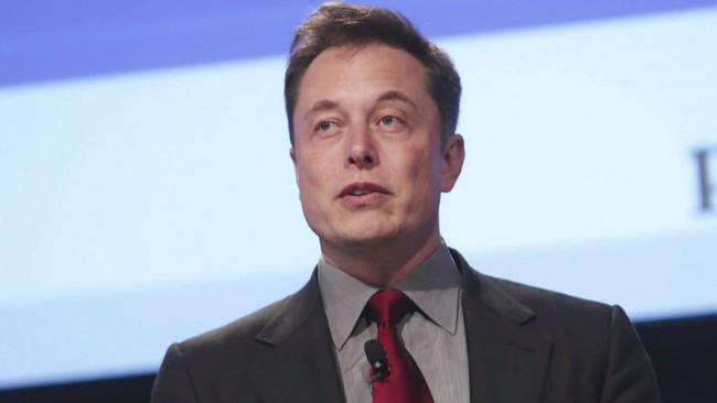 Elon Musk - CEO hãng xe điện Tesla
