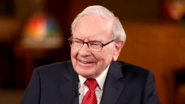 Ông Warren Buffett, Giám đốc điều hành (CEO) tập đoàn Berkshire Hathaway, người được mệnh danh là nhà đầu tư huyền thoại của Mỹ.