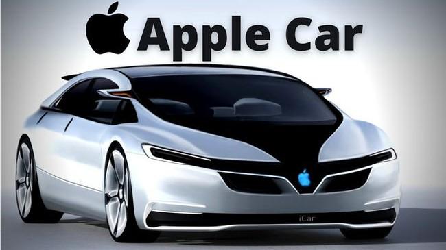 Apple đàm phán mua cảm biến cho xe tự lái - ảnh 1
