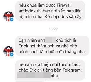 hacker tan cong website Viet Nam anh 2