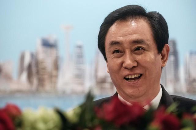 Evergrande: Gã khổng lồ trong ngành bất động sản Trung Quốc và quả bom nợ 130 tỷ USD - Ảnh 2.