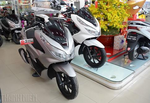 Thị trường xe máy cận Tết: Xe tăng kịch sàn, mẫu giảm nhỏ giọt - ảnh 2