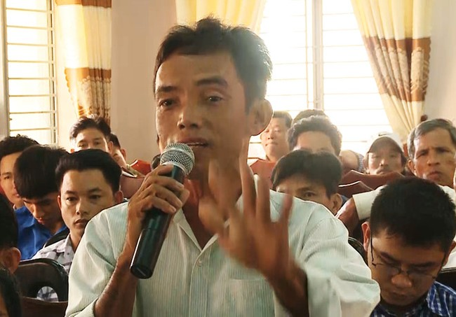 Ong Huynh Duc Tho noi ve quyet dinh bat nhat doi voi 2 nha may thep hinh anh 2