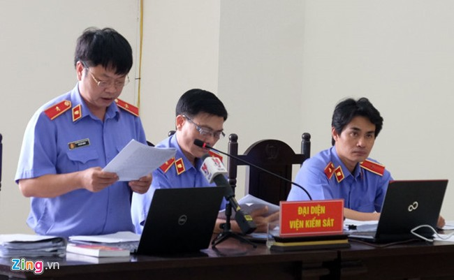 VKS de nghi y an Dinh La Thang 13 nam tu hinh anh 1