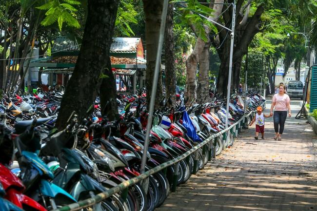 Hiện trạng Công viên 23 tháng 9 ở Sài Gòn trước khi được cải tạo
