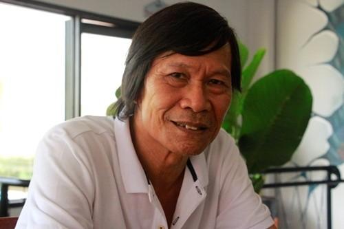 Kiến trúc sư Huỳnh Quang, nguyên Viện trưởng viện quy hoạch tỉnh Thừa Thiên Huế. Ảnh: Võ Thạnh