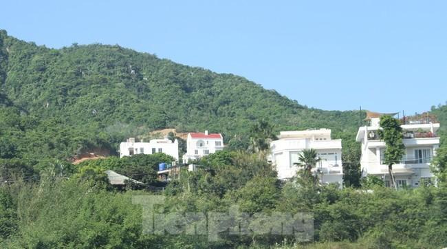 Nha Trang dừng thi công khu biệt thự trên núi Cô Tiên - ảnh 1