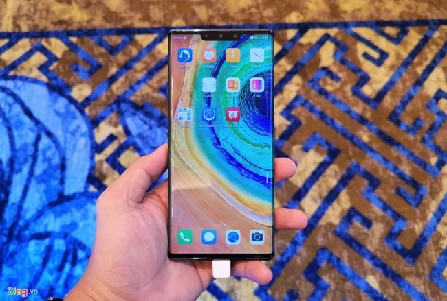 Samsung va Huawei chon cach 'la' de ban sieu pham mua cuoi nam hinh anh 3 Mate30 Pro