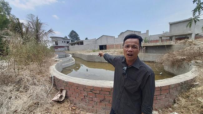 Bán xong 'dự án ma', giám đốc Công ty Hoàng Long bỏ trốn - ảnh 5