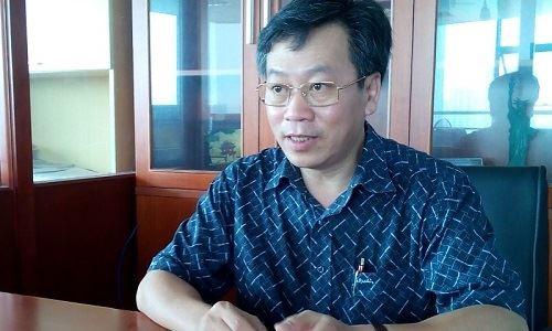ông Trần Ngọc Quang - Tổng thư ký hiệp hội bất động sản VN