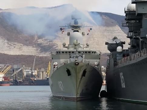 Chiến hạm Gepard thứ 4 của Việt Nam sẵn sàng về nước - ảnh 1