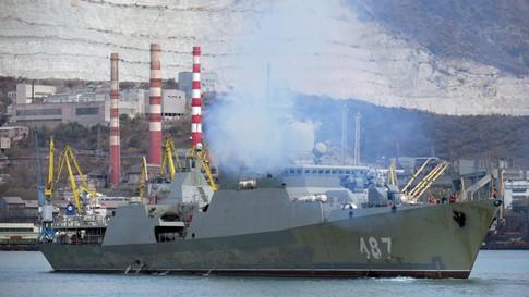 Chiến hạm Gepard thứ 4 của Việt Nam sẵn sàng về nước - ảnh 3